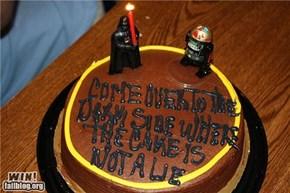 Nerdy Cake WIN