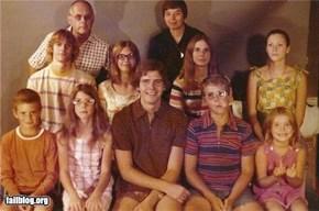 Family photo fail