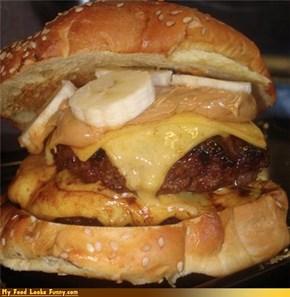 Daily Burger: Hunka-Hunka Elvis Burger!