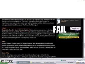 Yahoo! News Fail