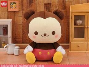 Fathead Mickey