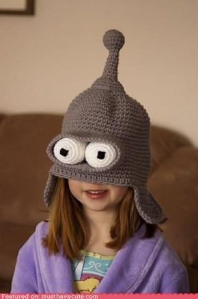 Bender Bending Rodriguez Hat