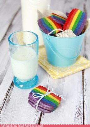 Epicute: Rainbow Shortbread