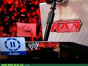 Problem WWE?