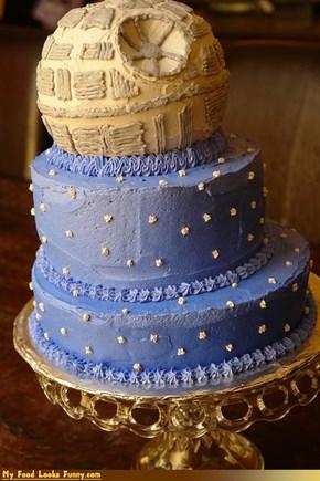 Daily Cake: Death Star