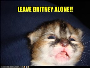 LEAVE BRITNEY ALONE!!