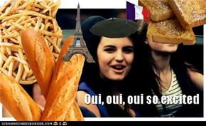 Rebecca Black: Oui Oui!