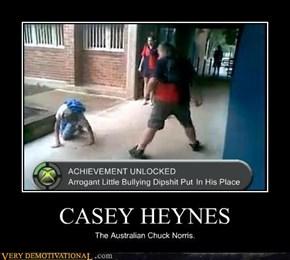 CASEY HEYNES