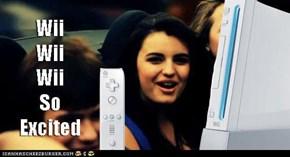 Rebecca Black: Wii Wii!