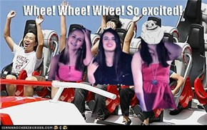 Rebecca Black: Whee! Whee!