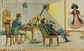 Vintage Future: Video Telephony