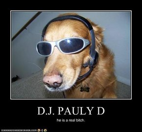 D.J. PAULY D