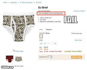 Underware Description FAIL