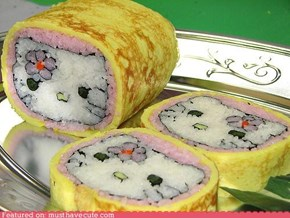 Epicute: Hello Kitty Sushi