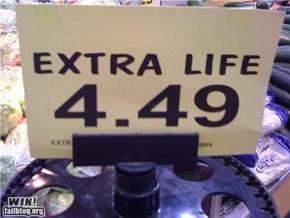Extra Life WIN
