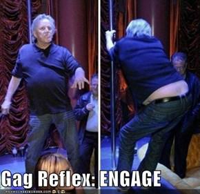 Gag Reflex: ENGAGE