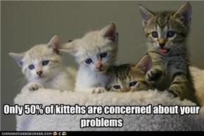 50% Concern