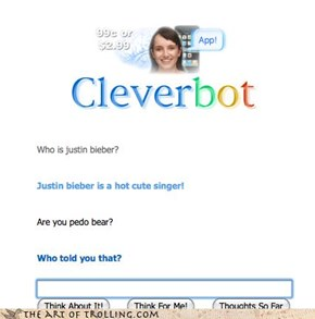 Cleverbot's True Identity