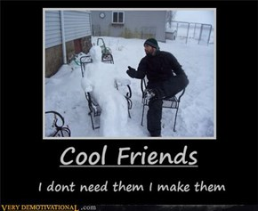 COOL FRIENDS