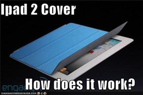 Ipad 2 Cover  How does it work?