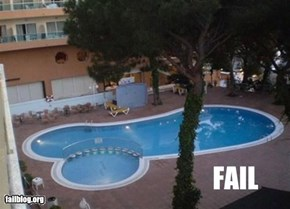 Pool Shape FAIL