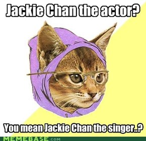 Jackie Chan the what??