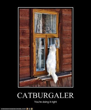 CATBURGALER