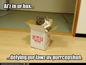 Ai'z in ur box...