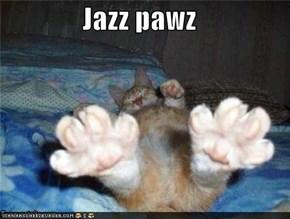 Jazz pawz