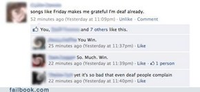 Deaf WIN