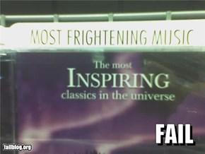 Musical Genre Fail