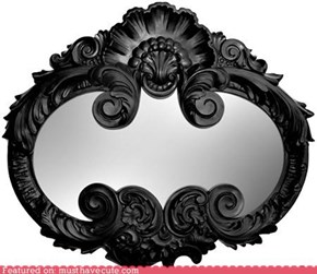Subtle Batman Mirror