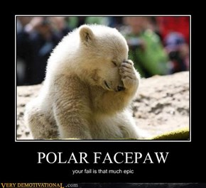 POLAR FACEPAW