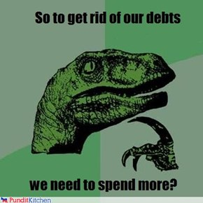 Clearing off our Debts