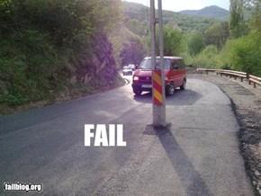 Road Fail