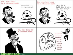 Troll Dad: How Long...