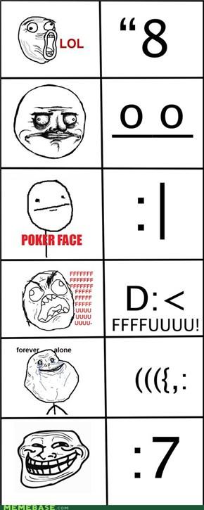 Meme Emoticons