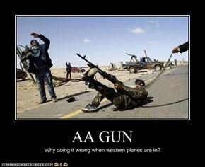 AA GUN