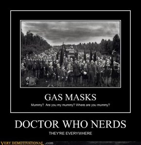 DOCTOR WHO NERDS