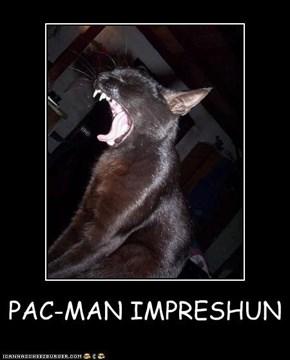 PAC-MAN IMPRESHUN