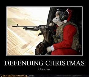 DEFENDING CHRISTMAS