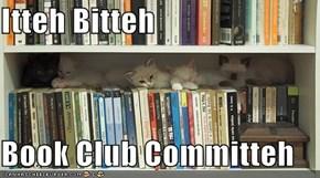 Itteh Bitteh  Book Club Committeh