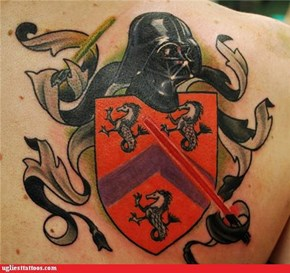 The Skywalker Family Crest