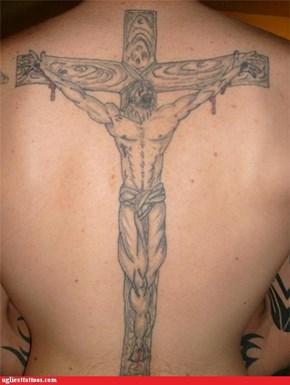 Jesus is Quite Swole