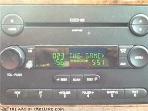 Troll CD Player