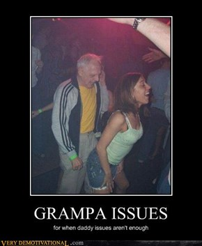 GRAMPA ISSUES
