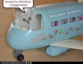 Cheezland  Airways
