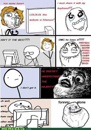 Boyfriend Y U No Like Memes?