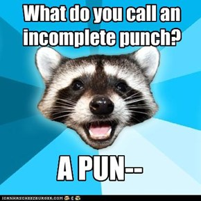 Lame Pun Coon: Super Lame
