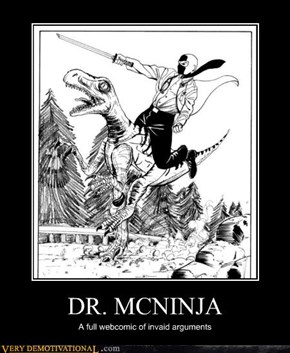 DR. MCNINJA